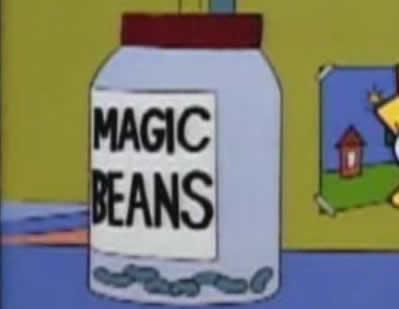 Feijões Mágicos