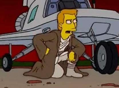 Luke Skywalker (parody)