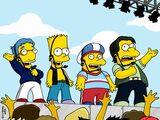 N'Sync em os Simpsons