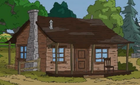 Hiram Simpson's house