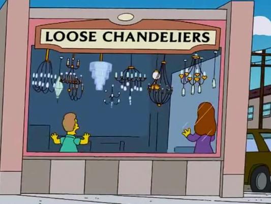 Loose Chandeliers