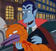 The Count Parody