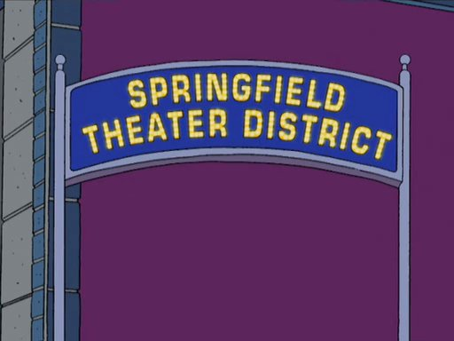 Springfield Theater District