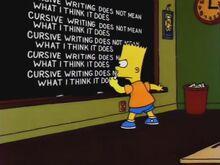 Bart's Comet Chalkboard Gag.JPG