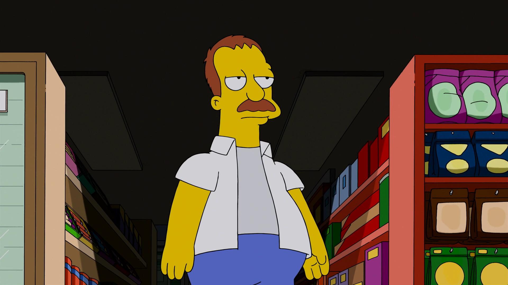 Homer Simpson-Lookalike