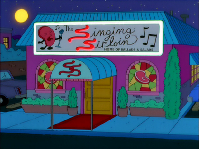 The Singing Sirloin