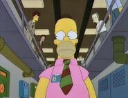 Homer pink shirt