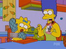 Maggie ralador coceira