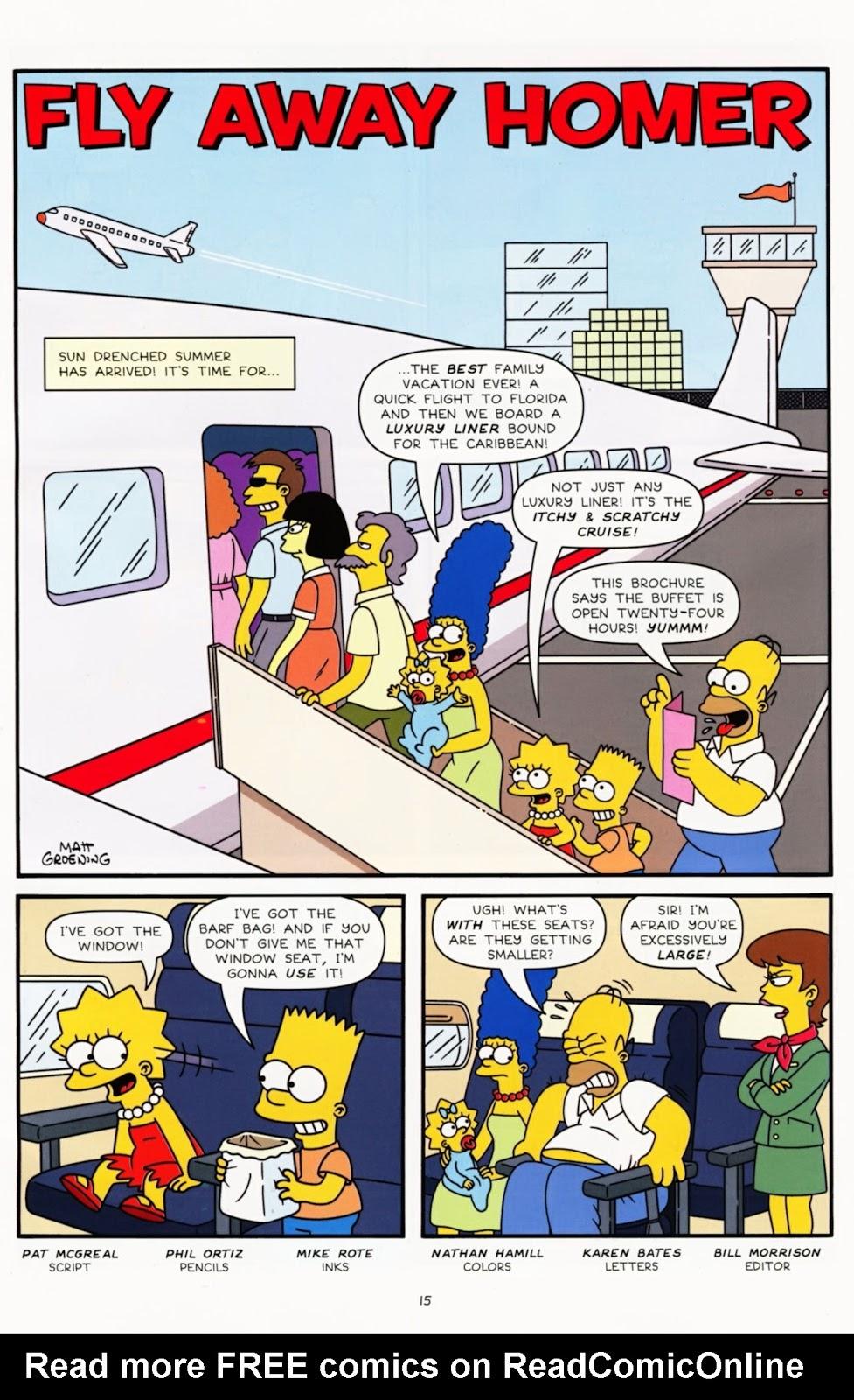 Fly Away, Homer