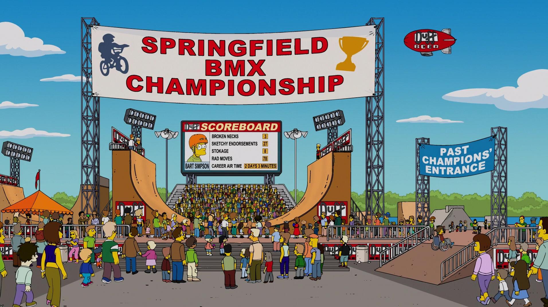 Springfield BMX Championship