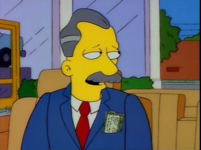 Springfield Bentley Salesman