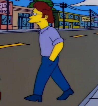 Dog-Walking Man