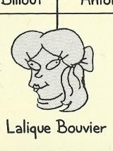Lalique Bouvier