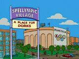 Spellympic Village