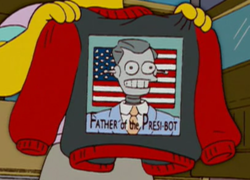 Father of the Presibot