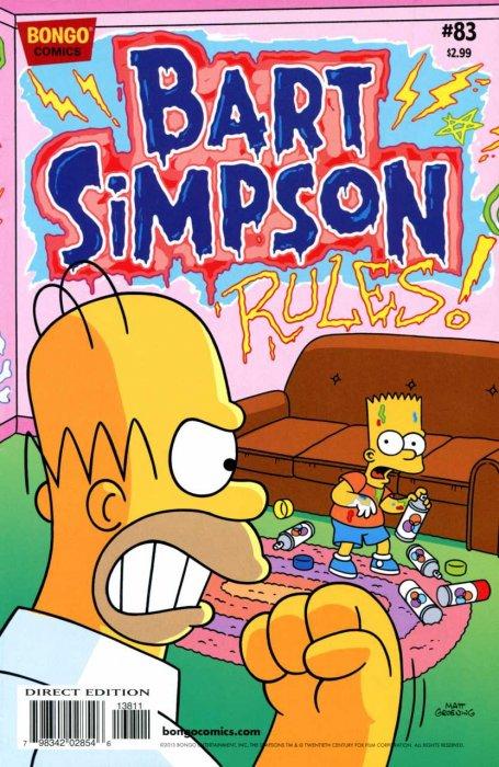 Bart Simpson Comics 83