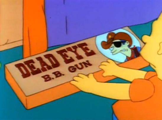 Dead Eye B.B. Gun