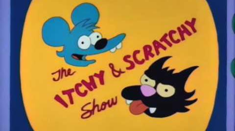 Itchy & Scratchy - Hold that Feline