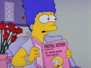 Lisa's First Word 93
