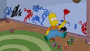 Beware My Cheating Bart 58