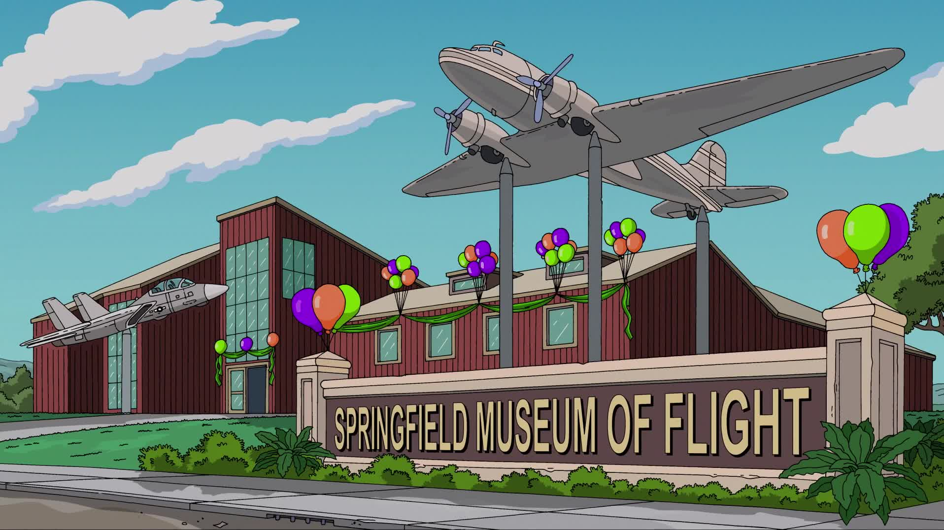 Springfield Museum of Flight