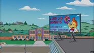 Married to the Blob Billboard Gag
