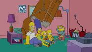 Postcards From the Wedge (Couch Gag) 2