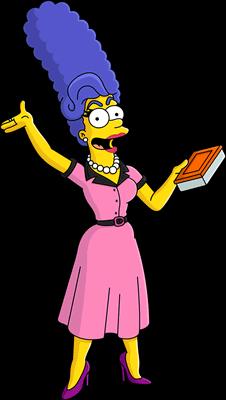 Glamazon Marge