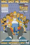 Who Shot Burns Mystery Sweeps Radio Guide