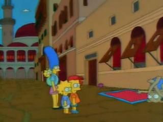 Lugares já visitados pelos Simpsons