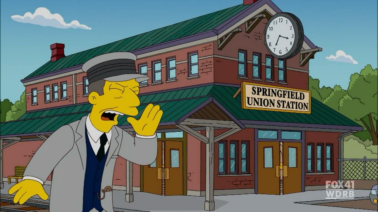 Springfield Union Station