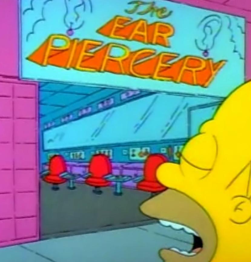 The Ear Piercery