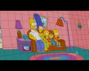 The Spy Who Learned Me Couch Gag - 7