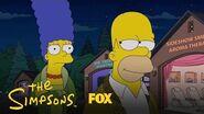 Homer Imagines Marge As A Printer Season 28 Ep