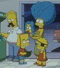 Simpson family lookalikes