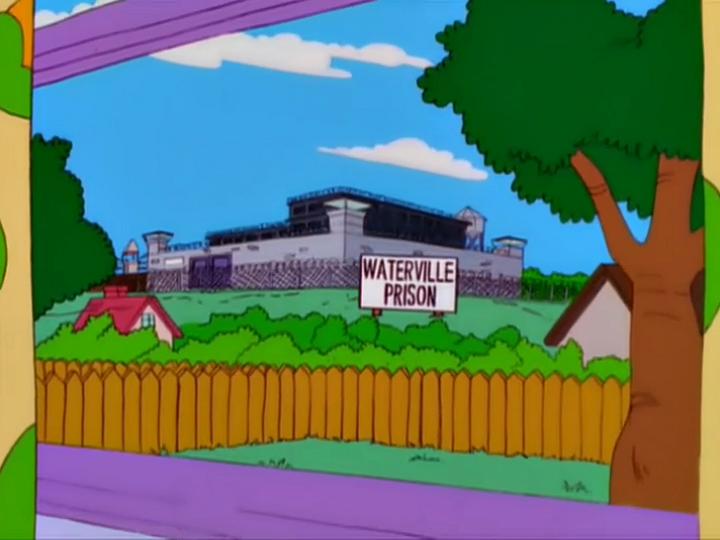 Prisão Waterville