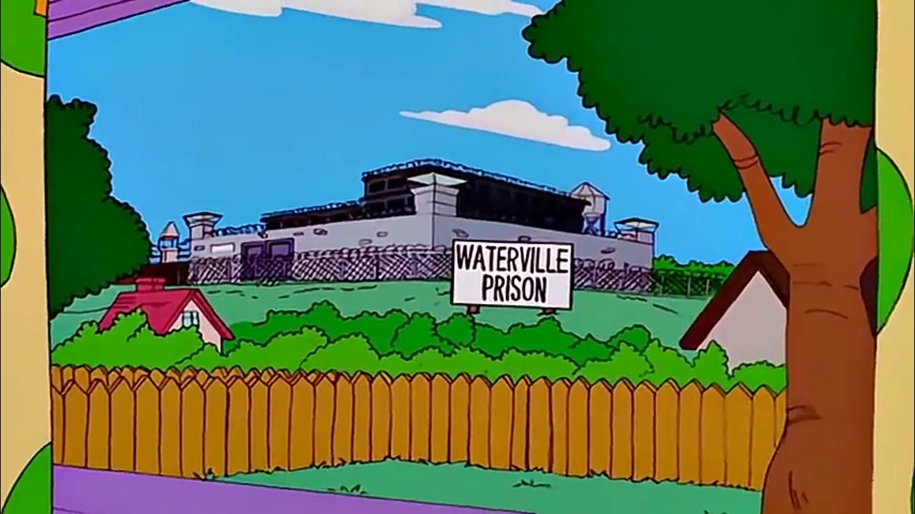 Waterville Prison