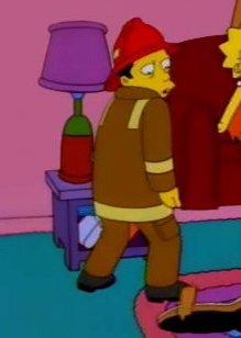 Fireman 1 (couch gag)
