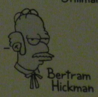 Bertram Hickman