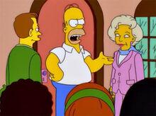Betty white quer dinheiro homer 2