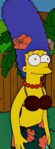 Marge coconut bra