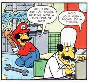 Simpsons marioluigi