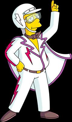 Captain Lance Murdock