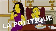 Parlons Simpson 15 La politique