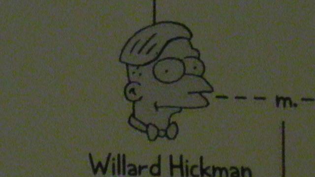 Willard Hickman