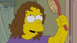 Nastoletni Homer