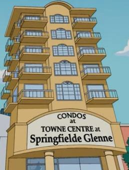 Condos at Towne Centre at Springfield Glenne