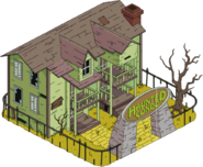 Tapped Out Haunted Condo Krustyland