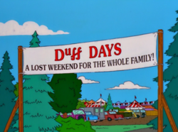 Duff Days