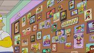 Homer's Sperm Donation Offspring